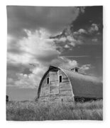 Palouse Barn 9652 Fleece Blanket