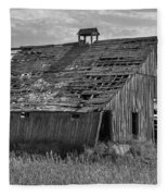Palouse Barn 9933 Fleece Blanket