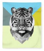 Party Tiger Fleece Blanket