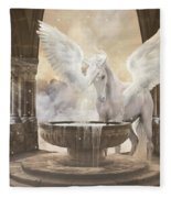 Pegasus Fleece Blanket