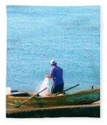 Pescador Fleece Blanket
