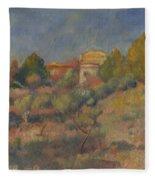 Pierre Auguste Renoir  Fleece Blanket