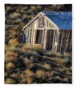 Rustic  4461 Fleece Blanket