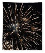 Saint Louis Riverfront 4th Of July 2018 Fleece Blanket