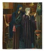 The Wizard Fleece Blanket