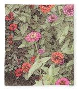 Thumbelina Fleece Blanket