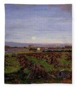 Walton-on-the-naze Fleece Blanket