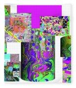 10-21-2015cabcdefghijklmnopqr Fleece Blanket