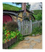 Hobbiton - New Zealand Fleece Blanket