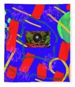 2-27-2009qabc Fleece Blanket