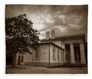 Arlington House Fleece Blanket