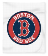 Boston Red Sox Fleece Blanket