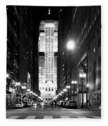 Cbot Fleece Blanket