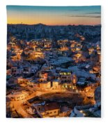 Goreme Fleece Blanket