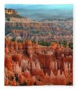 Hoodoo's Bryce Canyon  Fleece Blanket