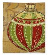 Ornament I Fleece Blanket