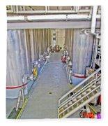 Sterling Vineyards 2 Fleece Blanket