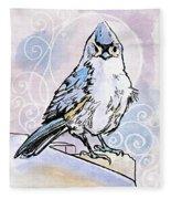 2018 Septembird 3 Fleece Blanket
