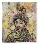 Ms Fleece Blanket