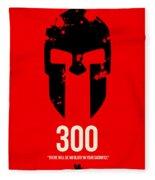 300 Fleece Blanket