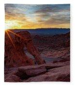 Daybreak Fleece Blanket