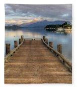 Wanaka - New Zealand Fleece Blanket