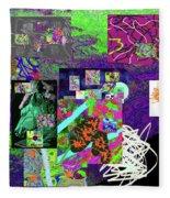 9-12-2015abcdefghijklmnopq Fleece Blanket