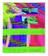9-18-2015fabcdefghijklm Fleece Blanket
