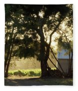 A New Day - Magpie Springs - Adelaide Hills Wine Region - South Australia Fleece Blanket