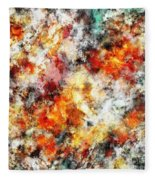 Afterburner Fleece Blanket