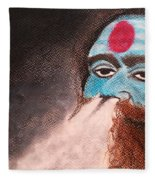 Aghori  Fleece Blanket