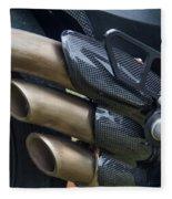 Agusta Racer Pipes Fleece Blanket