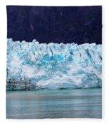 Alaskan Glacier Fleece Blanket