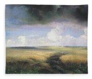 Alexei Savrasov - Rye Fleece Blanket