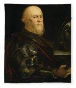Almirante Veneciano   Fleece Blanket