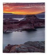 Alstrom Point Fleece Blanket