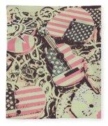 Americana Audio Fleece Blanket