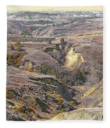 Amidon April Prairie Reverie Fleece Blanket