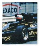 Andretti Monaco 78 Fleece Blanket