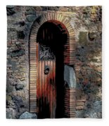 Appia Antica Porta Fleece Blanket