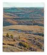 April Badlands Enchantment Fleece Blanket