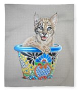 Arizona Wildcat Fleece Blanket