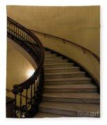 Arlington Spiral Stairs Fleece Blanket