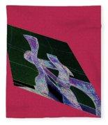 Art In Forms Fleece Blanket