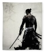 Ronin Fleece Blanket