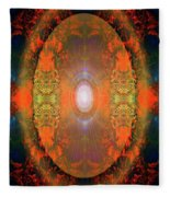 Central Sun Fleece Blanket