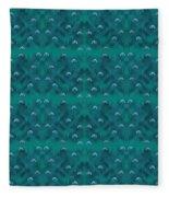 Dolphins Design Fleece Blanket