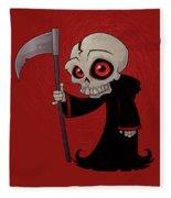 Little Reaper Fleece Blanket