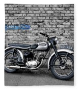 Triumph Tiger Cub Fleece Blanket