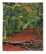 Autumn Blanket Fleece Blanket